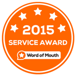 WOMO Service Award Winner 2015