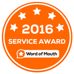 WOMO Service Award Winner 2016