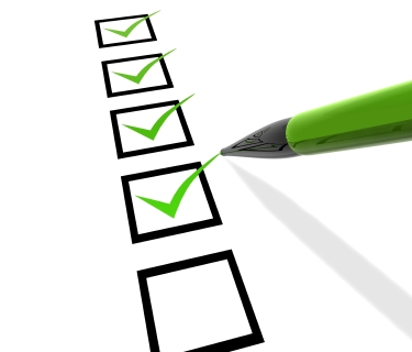 Buying and Moving House Checklist