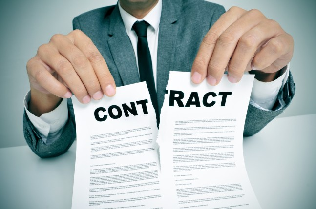 Illegal Contracts are Void