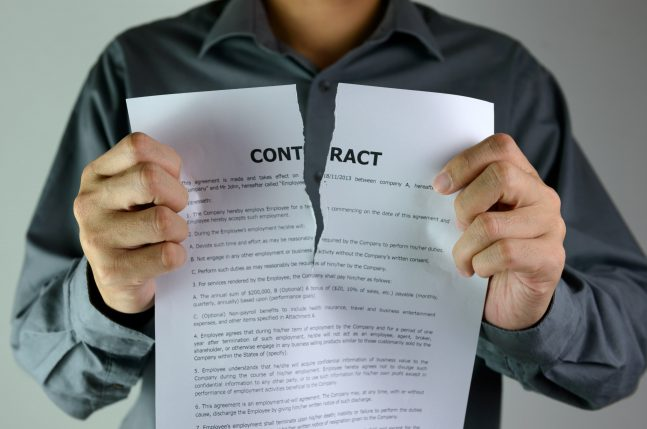 Defending a Breach of Contract Claim in Court