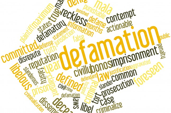 Defamation Damages Update