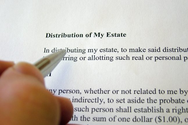 Duties of an Executor
