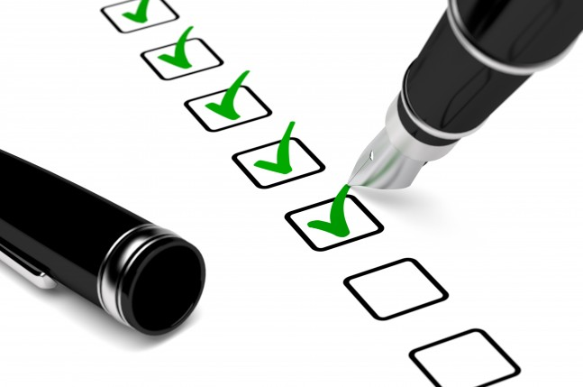 Compensation Claim Settlement Checklist