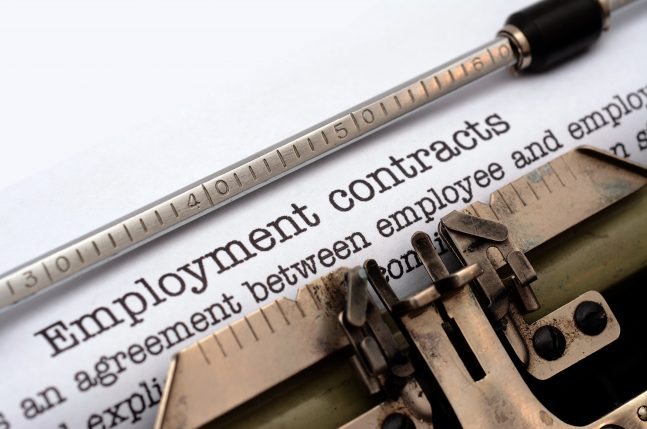 Mutual Trust and Confidence in the Employment Contract