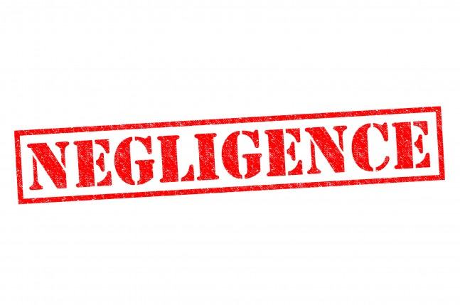 Defending a Negligence Claim in Court