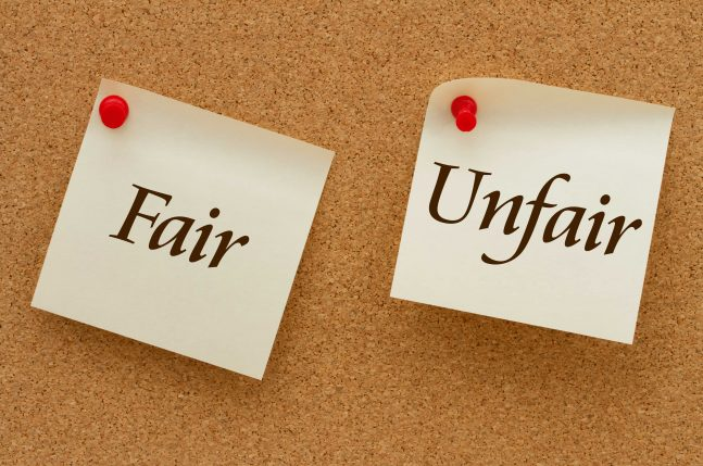 Unfair Employment Contracts