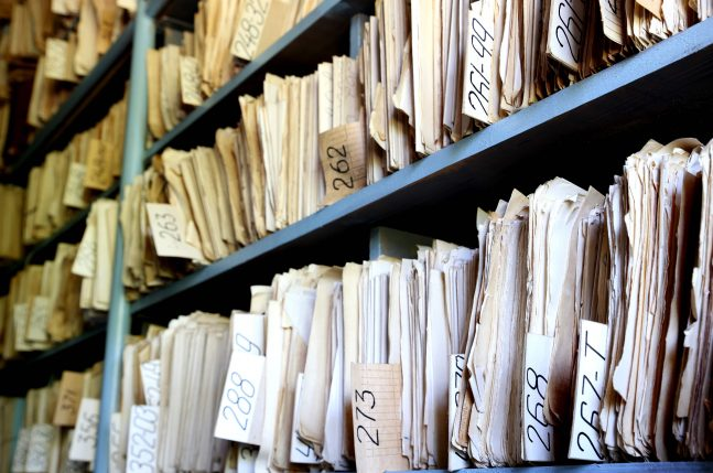 Storage of Last Will in South Australia
