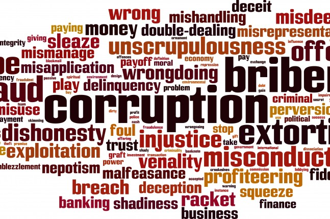 "ICAC: What Amounts to ""Corrupt"" Conduct?"