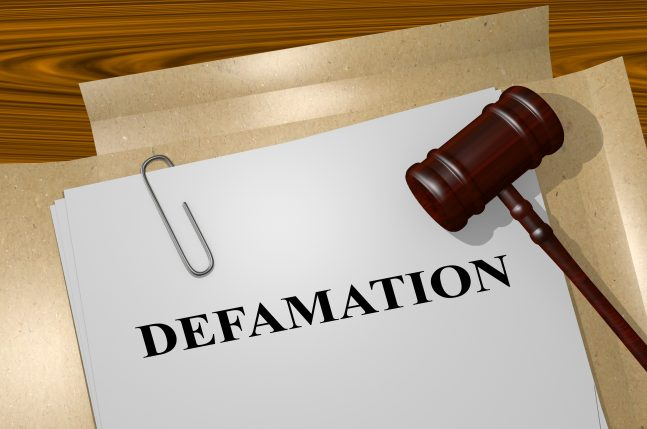 Defamation Damages for Internet Abuse