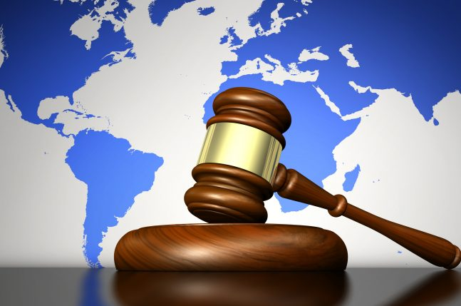 Service of Court Process From Overseas