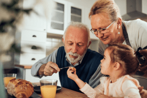 grandparent's rights in South Australia